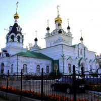 Церковь Иверская. :: Борис Митрохин