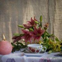 натюрморт с лилиями :: татьяна