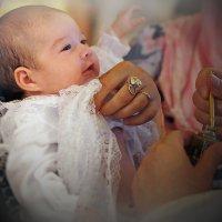 крещение :: Виктория Жуланова