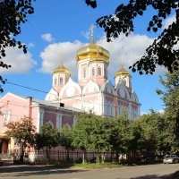 Смоленская церковь. :: Борис Митрохин