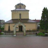Храм  Рождества  в  Галиче :: Андрей  Васильевич Коляскин