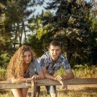 Ольга и Никита :: Сергей