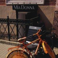 Крутой велосипед на Невском (Санкт-Петербург) :: Павел Зюзин