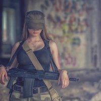 Из серии милитари. :: Игорь Чистяков