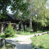 Музей-усадьба Сурикова :: Лариса Рогова