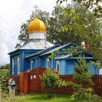 Троицкая церковь(старообрядческая) :: Nikolay Monahov