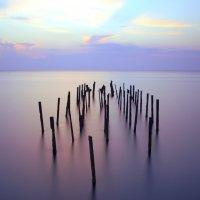 Закат над морем :: Андрей Белецкий