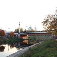 Городской пейзаж. :: Борис Митрохин