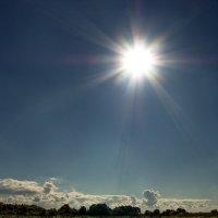 Солнца обжигающая вечность... :: Лесо-Вед (Баранов)