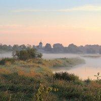 Седой туман окутал землю :: Павлова Татьяна Павлова