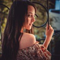 волшебство :: Дарьяна Вьюжанина