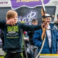 Соревнования по стрельбе :: Алиса Кондрашова