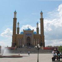 Красавица Мечеть в Усть-Каменогорске :: Виктория Гончарова