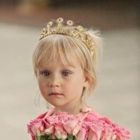 Анна 3 года :: Диана Матисоне