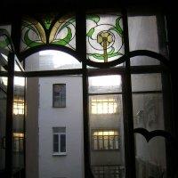 Старые окна Петербурга :: Марина Домосилецкая