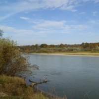 Река Кубань :: Игорь Сикорский