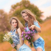 Подружки :: Юрий Дьяков