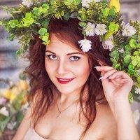 девушка весна :: Julia Nikitina