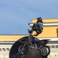 Мотофристайл-шоу :: Сергей Залаутдинов