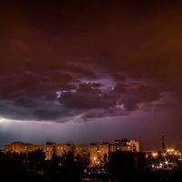 """Редкая """"гладкая"""" молния :: Андрей Чуев"""
