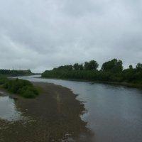 Река  Днестр  в  Галиче :: Андрей  Васильевич Коляскин