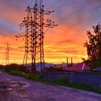 Orange наливает :: Сергей Лешуков