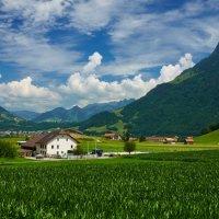 Опять Швейцария :: Андрей Крючков