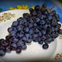 Виноградная кисть :: Андрей Заломленков