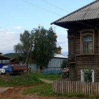 Церковь за углом :: Валерий Чепкасов