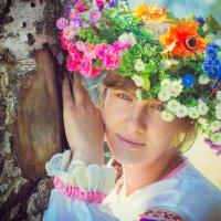 ©доярка :: Дмитрий Гришин