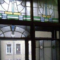 Старые питерские окна :: Марина Домосилецкая