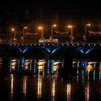 Мостовские  огоньки :: Мили Кант