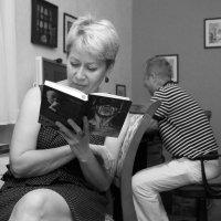 Посидим в тишине. :: Larisa Gavlovskaya