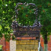 Памятник корзине :: Nikolay Monahov