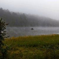 Утренняя рыбалка :: Анатолий Иргл