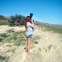 в поисках сюжетов! )) фотографам и в выходные нет покоя! )) :: Райская птица Бородина