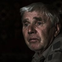 Дядя Лёша :: Николай Мелонов