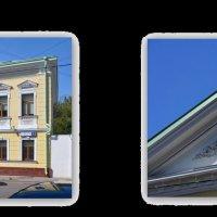 Дом С.И.Чепелевецкого в Лавровом переулке. :: Oleg4618 Шутченко