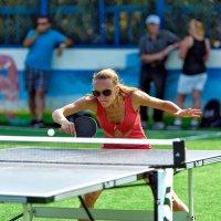Настольный теннис :: Эдуард Пиолий