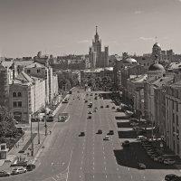 Новая площадь (Москва) :: Сергей Фомичев