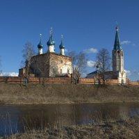 Небо Дунилова (Суздаль в миниатюре) :: Александра
