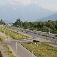 дорога в горы :: Edward Kod