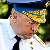 Главком ВДВ Герой России Шаманов :: Борис Александрович Яковлев