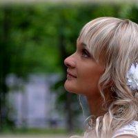 невеста :: ОЛЬГА КОСТИНА