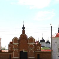 Троицкий Оптин женский монастырь. :: Борис Митрохин