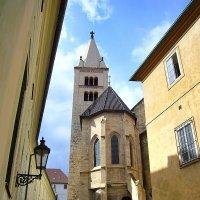 Базилика Св. Георгия (Йиржи) в Праге :: Денис Кораблёв