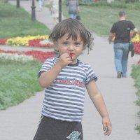 Пацанчик. :: Николай Масляев