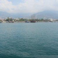 в Турции :: tgtyjdrf