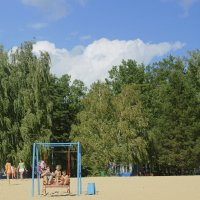 Пляж :: ildarn77