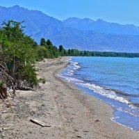 Горное озеро :: aleks